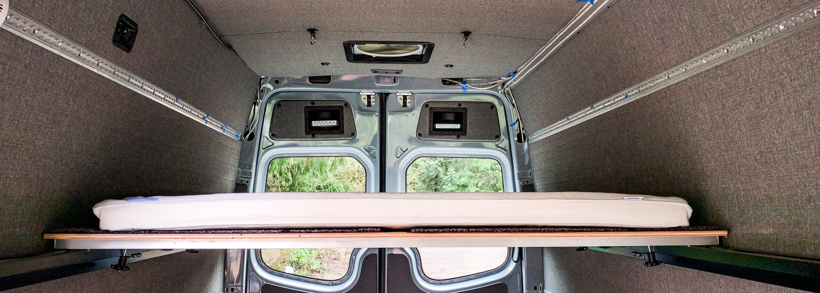 Photos Of The Escape Pod Sprinter Adventure Van