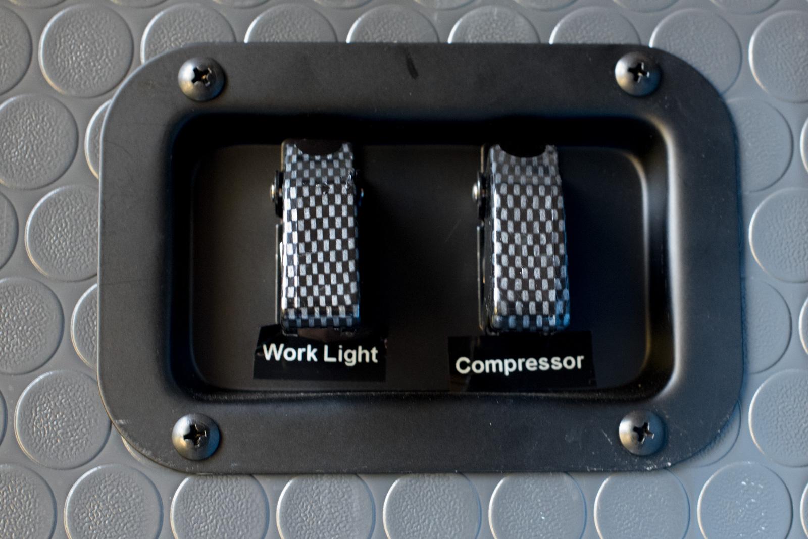 Recessed Light Switch Plate - Democraciaejustica